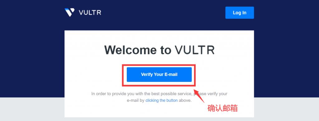 Vultr VPS注册充值与使用教程